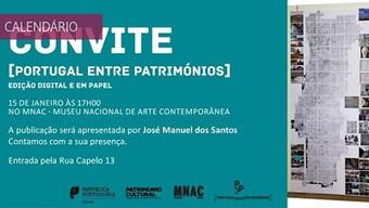 """Lançamento da publicação """"Portugal entre Patrimónios"""""""