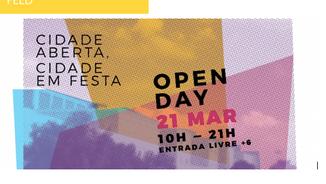 CCB | Open Day - Cidade Aberta, Cidade em Festa