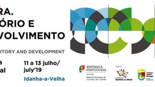 """Conferência Internacional """"Cultura. Território e Desenvolvimento"""""""