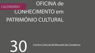 Oficina de Conhecimento em Património Cultural