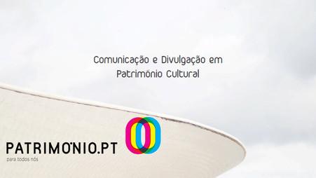 A patrimonio.pt disponibiliza serviços de comunicação e divulgação especializados