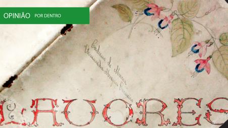 O caderno de Lavores de Maria Armanda Marques Carneiro, ou as aulas de «Educação Feminina» na Escola