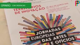 Jornadas Europeias das Artes e Ofícios na Fundação Ricardo Espírito Santo Silva