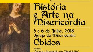 Misericórdia de Óbidos organiza Simpósio sobre pintura e iconografia