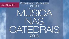 Música nas Catedrais 2019
