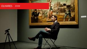 Museu Nacional de Arte Antiga e António Filipe Pimentel ou a Arte das Possibilidades