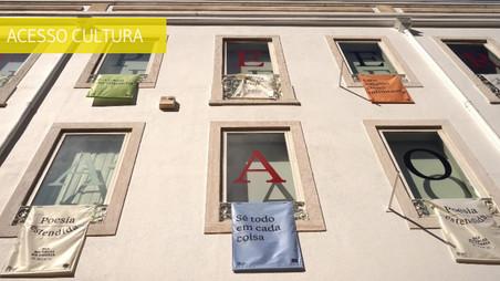 Ponto de encontro: Casa Fernando Pessoa