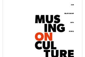 Musing on Culture: compre o livro