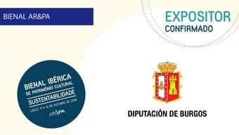 Diputación de Burgos [Expositores Bienal AR&PA 2019]