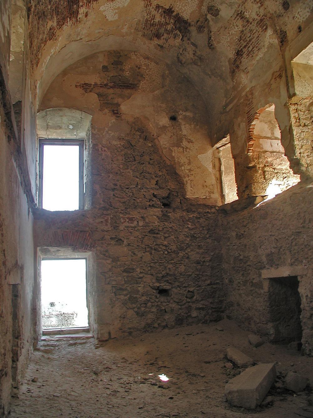 Interior da Torre