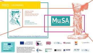 "Encontro Internacional ""+Digital Future: Competences for the Cultural Sector"""
