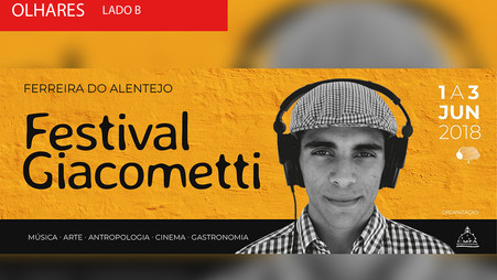 Festival Giacometti em Ferreira do Alentejo