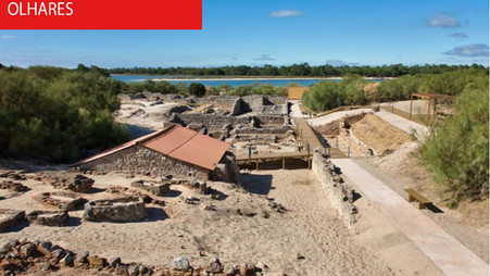 Complexo Industrial Romano de Salga e Conserva de Peixe em Tróia