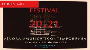 20.21 Évora Música | Festival de Música Contemporânea