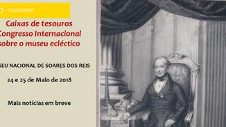 Caixas de Tesouros Congresso Internacional sobre o Museu Ecléctico