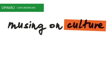 Musing on Culture: de blog a livro - Entrevista a Maria Vlachou