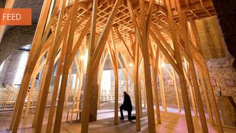 Capelas de Braga vencem prémio mundial de arquitectura religiosa