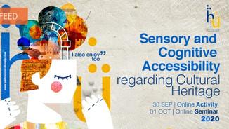 Actividade participativa e seminário para pensar a acessibilidade ao património cultural