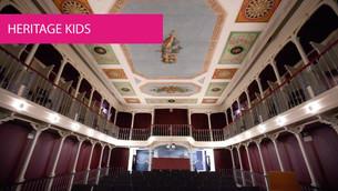 Teatro LU.CA - Um novo espaço para crianças em Lisboa