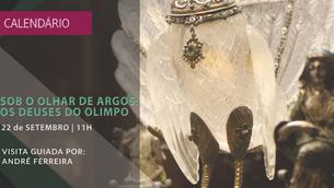 Mitologia Clássica na Casa-Museu Medeiros e Almeida