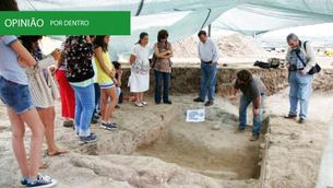 A Arqueologia como projecto em contexto social