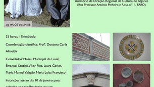 Curso Breve sobre Património Cultural Imaterial