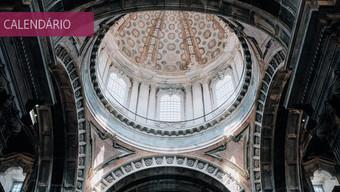 Inauguração dos Carrilhões do Palácio Nacional de Mafra