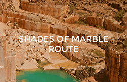 SHADES OF MARBLE ROUTE