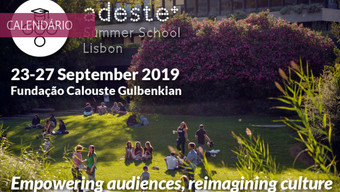 "ADESTE+ Lisbon Summer School: ""Empowering Audiences, Reimagining Culture"""