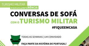Associação de Turismo Militar Português lança Conversas de Sofá com o Turismo Militar