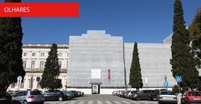 Palácio Nacional da Ajuda – Conservação e Restauro da Fachada Este