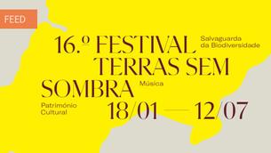 Festival Terras sem Sombra já começou