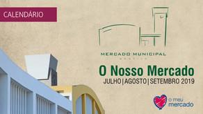 Mercado do Montijo oferece agenda cultural de verão