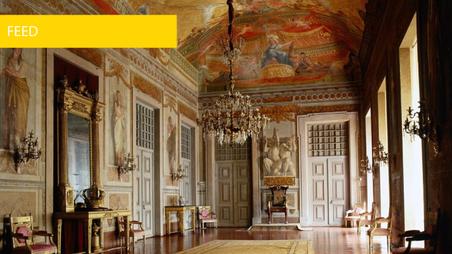 Remodelação da Sala do Trono do Palácio de Mafra aberta aos visitantes