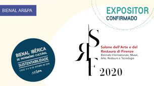 Salone dell'Arte e del Restauro di Firenze [Expositores Bienal AR&PA 2019]