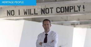 Rui Correia, vencedor do 'Global Teacher Prize Portugal' 2019