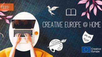 Bruxelas lança campanha para partilha de produção artística nas redes sociais