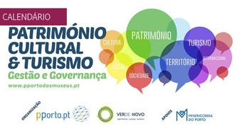 """Seminário """"Património Cultural e Turismo: Gestão e Governança"""""""