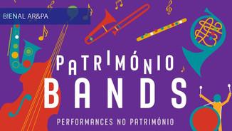 Património Bands: Pedrógão Grande