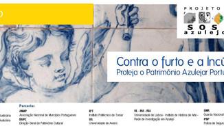 Encontram-se abertas as candidaturas aos Prémios SOS Azulejo 2017