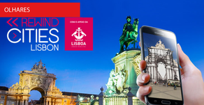 Aplicação mobile traz-nos Lisboa de outros tempos