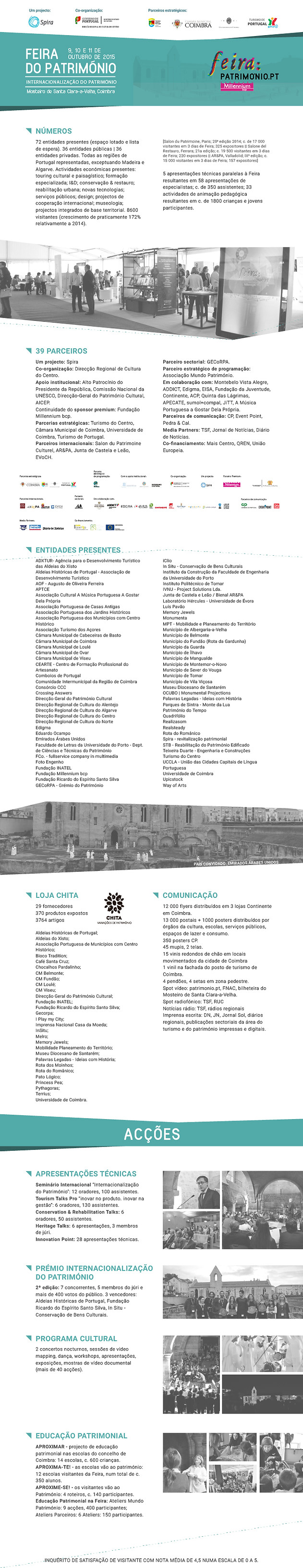 feira do património 2015 coimbra