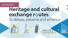 Encontro Património e Rotas de Intercâmbios Culturais