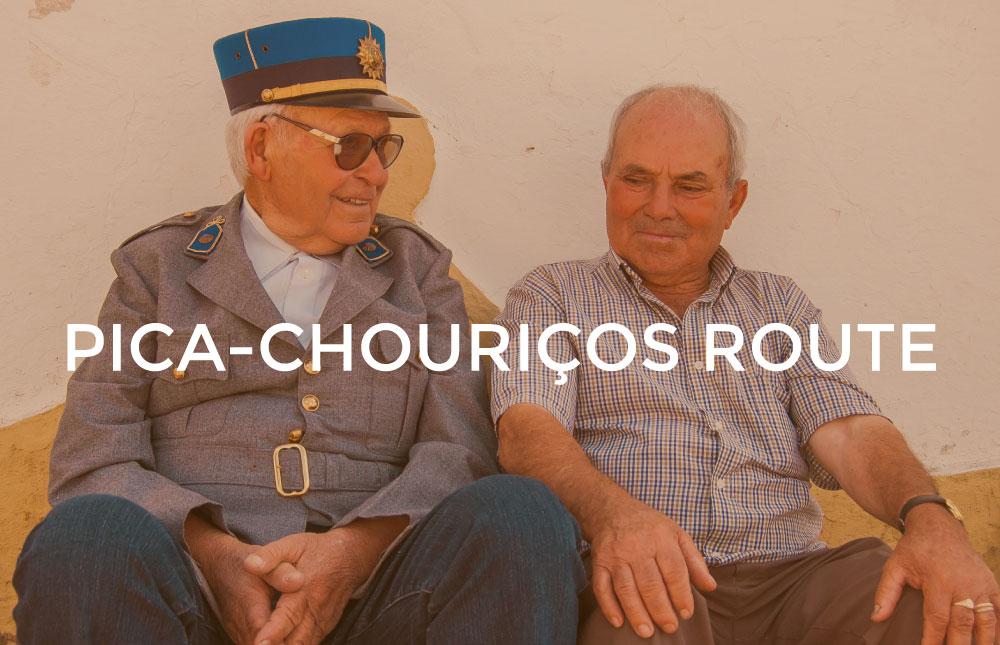 PICA-CHOURIÇOS ROUTE