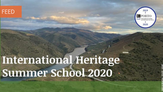 International Heritage Summer School 2020 vai ser no Museu do Côa