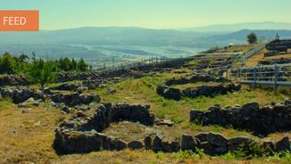 Empreitada de conservação da Citânia de Santa Luzia
