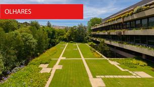 Edifício-sede e Parque da Fundação Calouste Gulbenkian em Lisboa