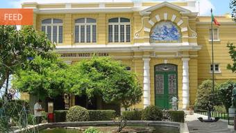 Oeiras quer classificação do Aquário Vasco da Gama como bem cultural de interesse público