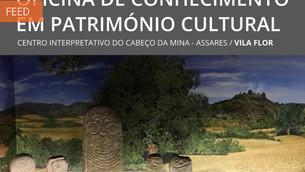 Oficinas de Conhecimento em Património Cultural
