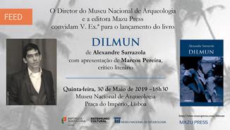 """""""Dilmun"""", de Alexandre Sarrazola"""